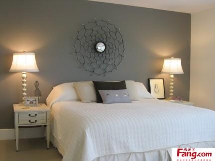 120平卧室背景墙装修效果图-16平卧室装修效果图