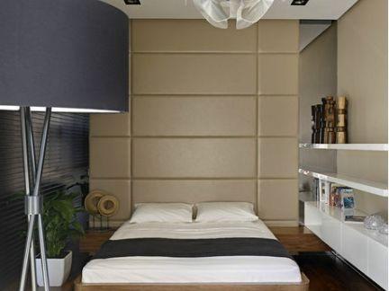 时尚家装小空间卧室装修设计图片