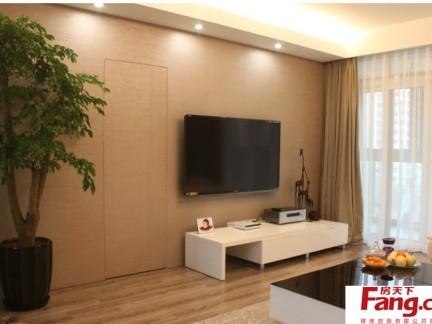 室内客厅盆栽摆放图片