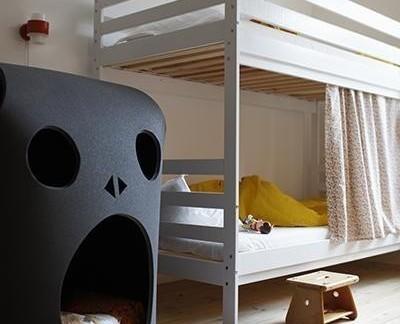 创意可爱的男孩儿童房装修效果图大全2012图片