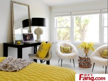 二室二厅卧室装修效果图大全2012图片