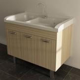 欧路莎浴室柜OLS-2615D