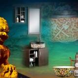 科勒浴室柜2016图片