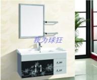 上海欧丹浴室柜8100-020图片