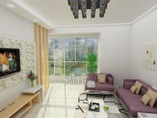 君亚世佳装饰热线:400-667-8798-现代简约-三居室