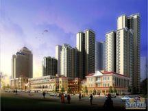 重庆学区房 长安锦绣城