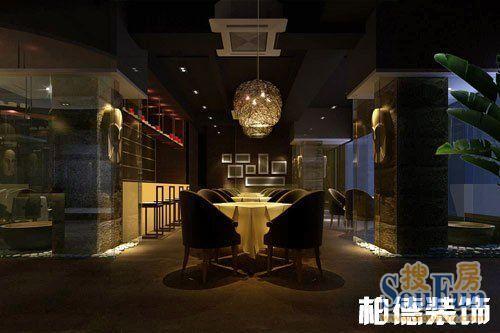 赤道1 餐厅 东南亚风格 其它 户型 搜房家居网