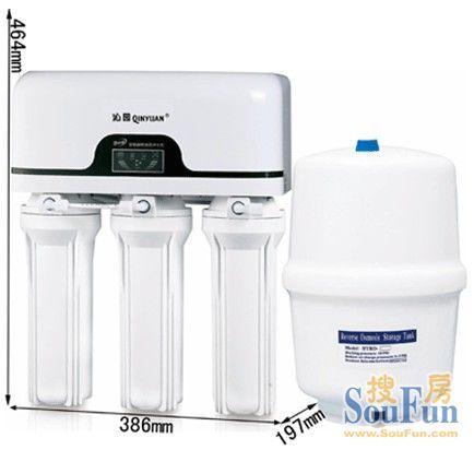 沁园RO-185A双膜反渗透纯水机
