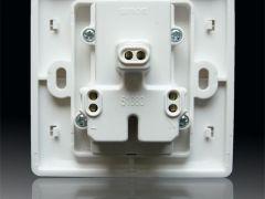 西蒙55系列N51084 两极加两极带接地五孔插座