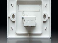 西蒙55系列N55214一位电话插座