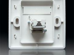 西蒙55系列N55218S一位信息插座