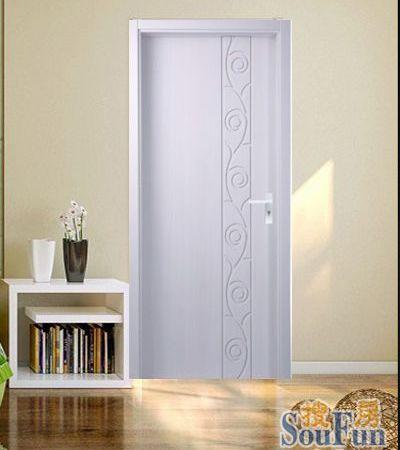 欧派木门 实木复合室内套装门 环保静音王OPM-051木门