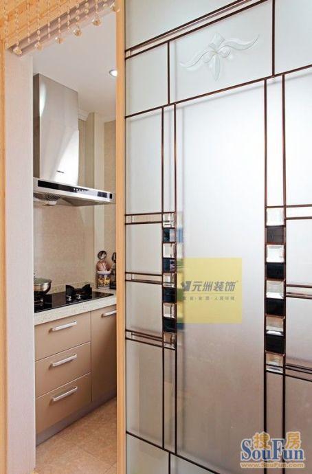 长阳光和作用 93平米二居室装修图片高清图片