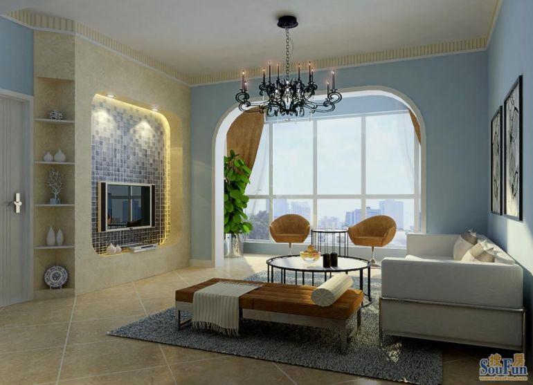 二居室 98平米 装修设计