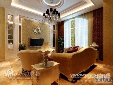 地中海阳光330米别墅美式风格