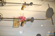 九牧单把硬管式淋浴器3633-039淋浴配件图片