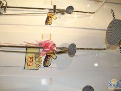 九牧单把硬管式淋浴器3633-039淋浴配件