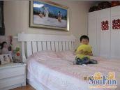 青岛一木TY02双人床床