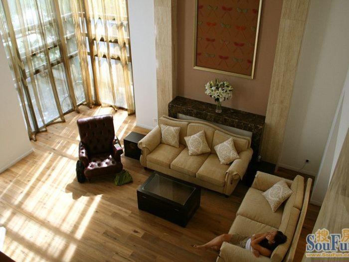 欧美风情-500平米别墅-装修样板间