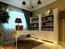 欧美风情-156平米三居室装修图片