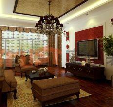 康和新城-西式古典-三居室