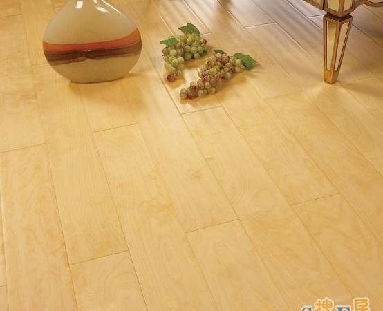 大自然H751M实木复合地板