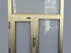 凤铝55广东凤铝型材平开窗金属窗