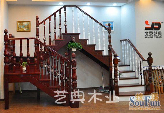 艺典S102木楼梯