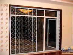 其它锰钢立体折叠金属窗