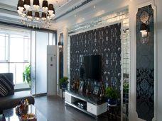 现代简约-180平米四居室装修图片