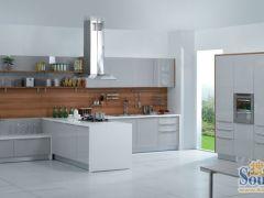 金牌厨柜第五大道系列 打造优雅时尚厨房