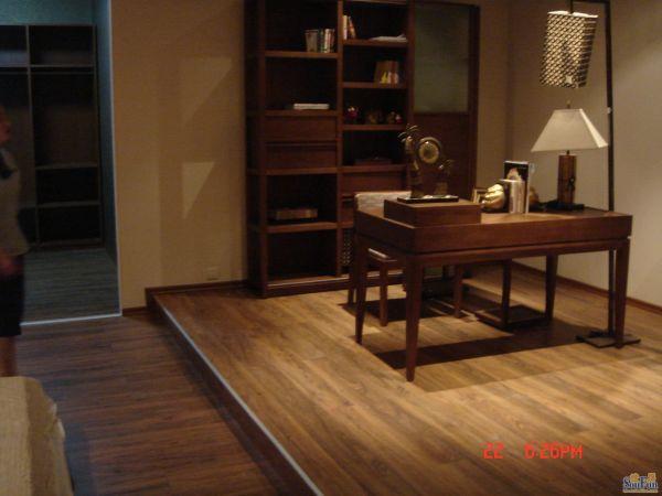 卢森HS406马里兰檀木强化复合地板
