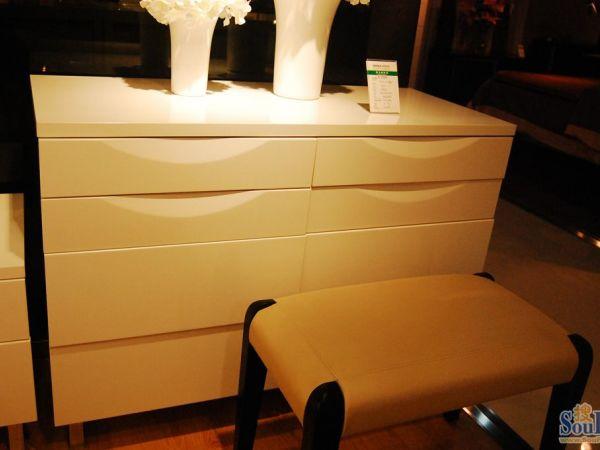 红苹果D6552-41梳妆台