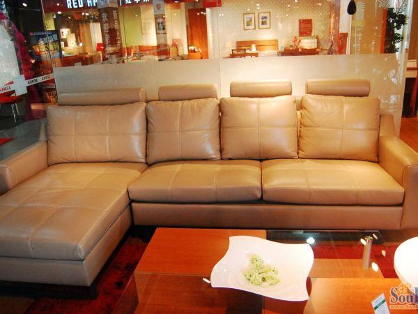 红苹果AP611-2L-3L沙发