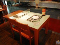 红苹果HPG-R211-42餐桌