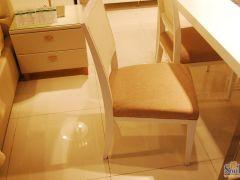 红苹果HPG-D4217W餐椅