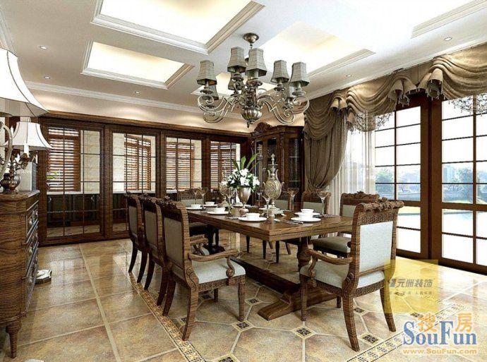 500㎡-客厅装修效果图  -丽宫 500㎡ 装修设计