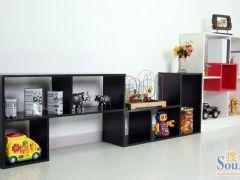 自由组合 书柜 展柜 展示柜自由调节高度长度角度电视柜