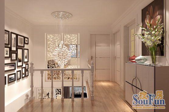 苏州恒泰 七彩阳光现代简约三居室装修效果图 110平米8万装修设计案例 苏州房天下家居装修网