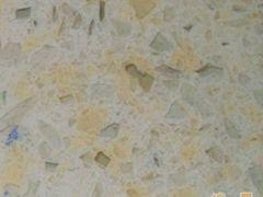 吉瑞石英石-双色系列-9919-柠檬黄