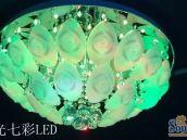 特菲尔照明 低压水晶灯 吊灯 水晶吊灯