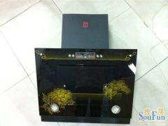樱花小型侧吸式烟机,侧吸式玻璃板抽油烟机