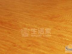 生活家红榉威士忌实木复合地板