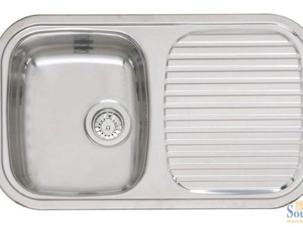 Reginox荷兰皇冠Regent 20 LUX厨房水槽