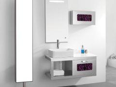 邦妮拓美 不锈钢浴室柜 时尚・精致 全不锈钢浴室柜 免运费