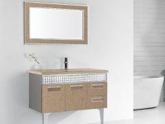邦妮拓美 不锈钢浴室柜 优雅・艺术 全不锈钢浴室柜 免邮费