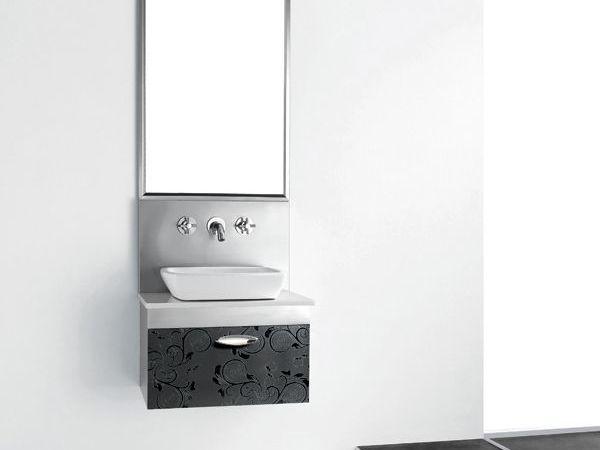 邦妮拓美 不锈钢浴室柜 经典・时尚 全不锈钢浴室柜 免邮费