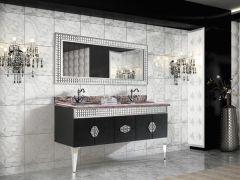 邦妮拓美 不锈钢浴室柜 欧式・华美 全不锈钢浴室柜 免运费