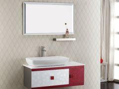 邦妮拓美 不锈钢浴室柜 简约・雅致 全不锈钢浴室柜 免运费