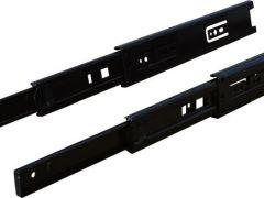海福乐45mm宽三节轨滑轨